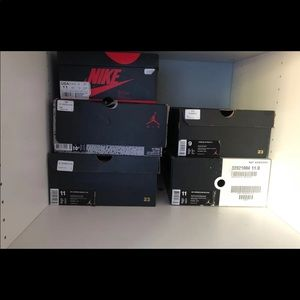 Air Jordan 5 pair bundle